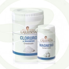 Magnesio en Comprimidos Ana Mª Lajusticia