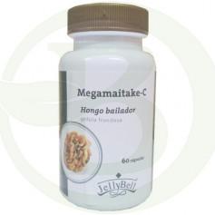 Megamaitake-C Hongo Bailador 60 Cápsulas Jellybell