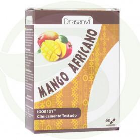 Mango Africano 60 Cápsulas Drasanvi
