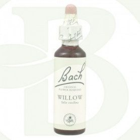 FLORES BACH WILLOW (SAUCE) 20 ML.