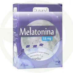 Melatonina 60 Comprimidos 1,9Mg. Drasanvi