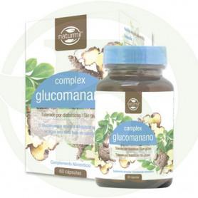 Glucomanano Complex 60 Cápsulas Naturmil