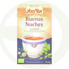 Yogi Tea Buenas Noches Filtros