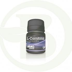 L-Carnitina Complex 30 Comprimidos MGDose