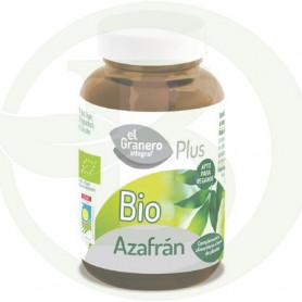 Azafrán Bio 30 Cápsulas 500Mg. El Granero Integral