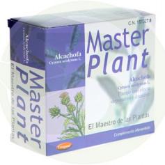 Master Plant Alcachofa 20 Ampollas Pharma OTC