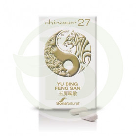 Chinasor 27 Soria Natural