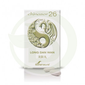 Chinasor 26 Soria Natural