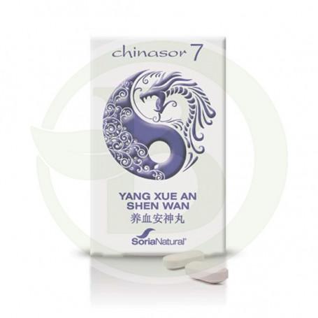 Chinasor 7 Soria Natural