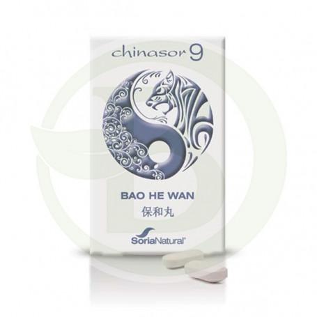 Chinasor 9 Soria Natural