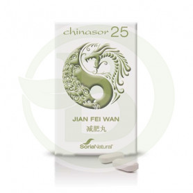Chinasor 25 Soria Natural