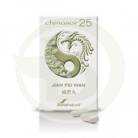 Chinasor 25 Soria Natural