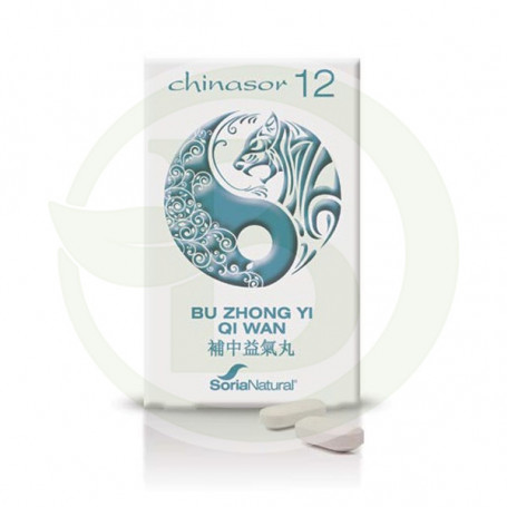 Chinasor 12 Soria Natural