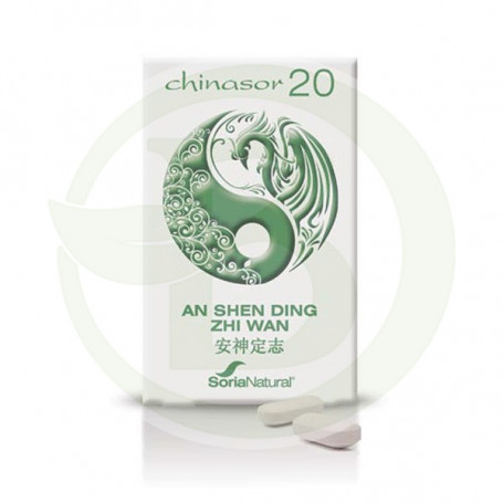 Chinasor 20 Soria Natural