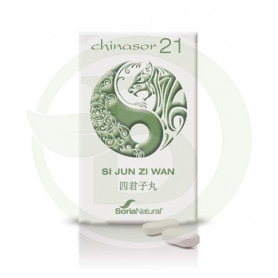 Chinasor 21 Soria Natural