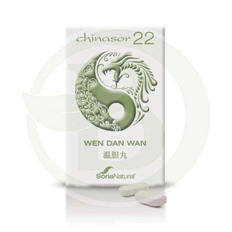 Chinasor 22 Soria Natural