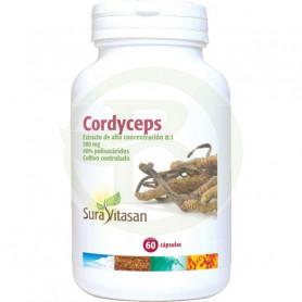 Cordyceps 60 Cápsulas Sura Vitasan