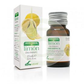 Aceite Esencial de Limón Soria Natural