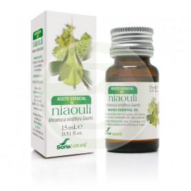 Aceite Esencial de Niaouli Soria Natural