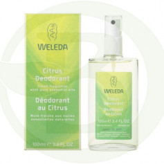 Desodorante Citrus 100Ml. Weleda