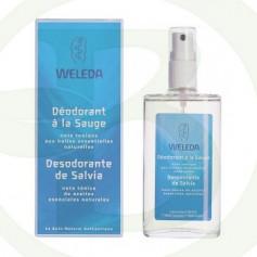 Desodorante de Salvia Weleda