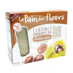 Pan de Flores con Castañas BIO Le Pain des Fleurs