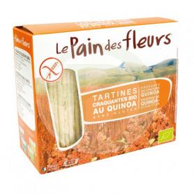 Pan de Flores con Quinoa BIO Le Pain des Fleurs