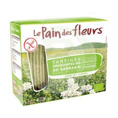 Pan de Flores con Sal BIO 300Gr. Le Pain des Fleurs