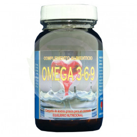 Omega 3-6-9 Golden Green 60 Perlas