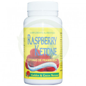 Raspberry Ketone Golden Green 60 Cápsulas
