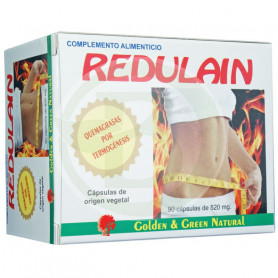 Redulain Golden Green 90 Cápsulas
