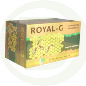 Royal G Golden Green 60 Perlas
