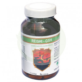 Reishi GSH Golden Green 120 Cápsulas