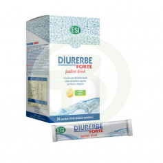 Diurerbe Forte Limón 24 Pocket Drink ESI - Trepat Diet