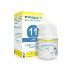 Sales de Schussler 11 (Si) Tegor