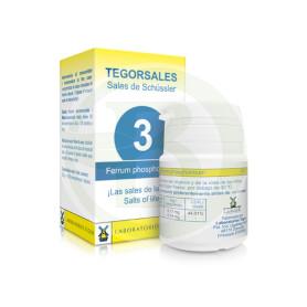 Sales de Schussler 3 (FeP) Tegor