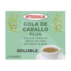 Cola de Caballo Plus Soluble 20 Sobres Integralia