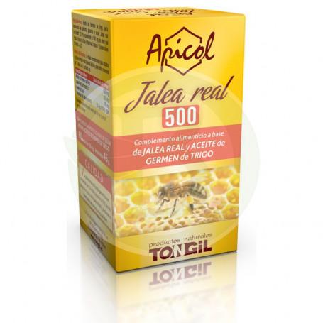 Apicol Jalea Real 500 60 Perlas Tongil