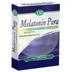 Melatonin Retard Pura 1,9Mg. 60 Tabletas Esi