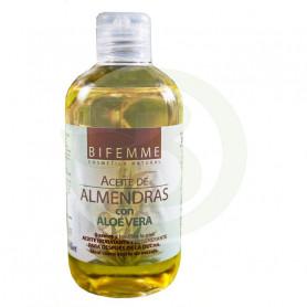 Aceite de Almendras con Aloe Vera 250Ml. Ynsadiet