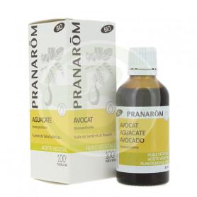 Aceite Vegetal de Aguacate 50Ml. BIO Pranarom