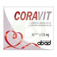 Coravit 40 Cápsulas Abad