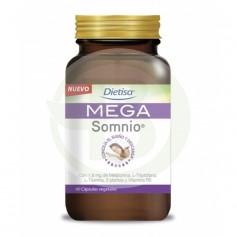 Mega Somnio 60 Comprimidos Dietisa