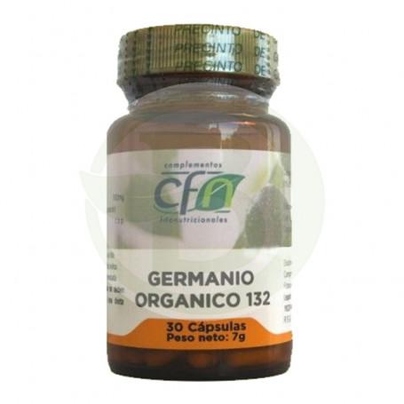 Germanio Orgánico 30 Comprimidos CFN