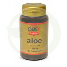 Aloe 500Mg. 120 Coprimidos Obire