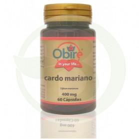 Cardo Mariano 400Mg. 60 Cápsulas Obire