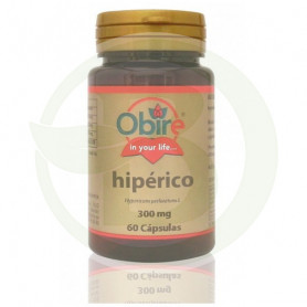 Hipérico 60 Cápsulas Obire
