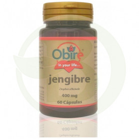 Jengibre 60 Cápsulas Obire