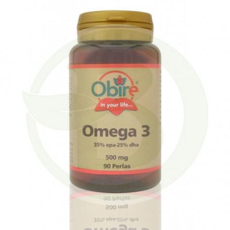 Omega 3 35%-25% 500Mg. 90 Perlas Obire