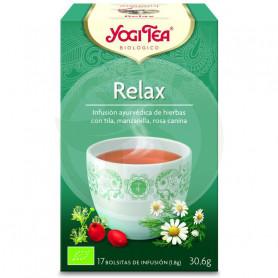 Yogi Tea Relajación 17 Filtros